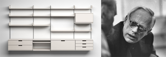 Photo of 606 Universal Shelving by Dieter Rams