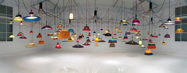 An exhibition at La Sala Vinçon