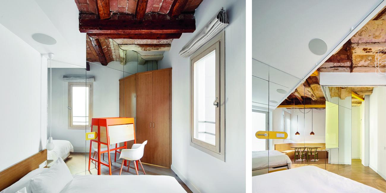 Barcelona Apartment Design Studio P10